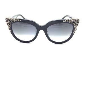 New MCM 638S 001 Cat-Eye 54mm Sunglasses